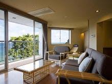 【和みフロア】展望檜風呂付特別室A