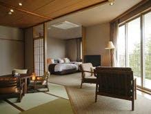 【和みフロア】展望檜風呂付特別室B