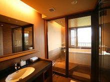 【和みフロア】展望檜風呂付特別室