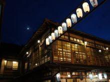 洞川温泉で、古き良き歴史が感じられる宿