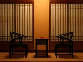 冬休みに女子旅を計画中。5人全員同じ部屋でくつろげる和室のある月岡温泉の宿は?