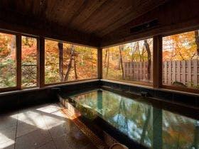 貸切風呂の宿 中尾平