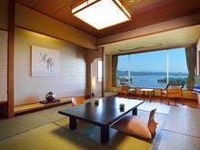 松風閣(全室海側)客室例