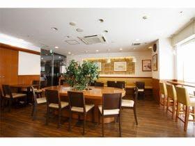【イタリアントマトCAFE】ホテル1階