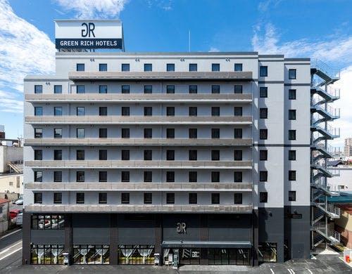 グリーンリッチホテル鳥取駅前(人工温泉 二股湯の華)