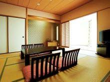 南館 和洋室  最大5名様まで宿泊可能