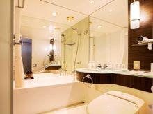 ミッドセンチュリーフロア バスルーム一例