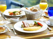 「イル・テアトロ」洋朝食