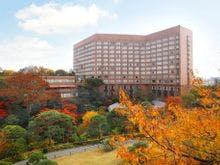 秋のホテル椿山荘東京