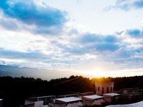 八ヶ岳の自然に囲まれたリゾートホテル
