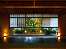 湯河原温泉で景色の良い露天風呂がある宿