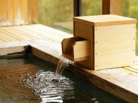 【聚楽第】露天風呂付和室12畳+8畳ベッド付