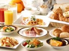 朝食バイキング 洋食イメージ