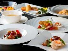 中国料理「珠江」コース料理一例