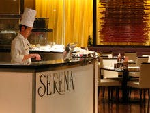 レストラン「セリーナ」店内イメージ