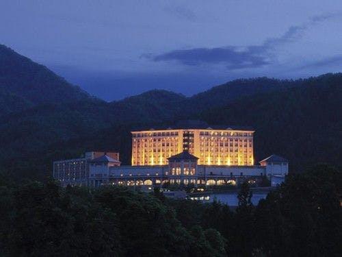 ホテル森の風鶯宿