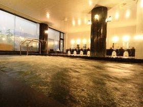 日帰りです。軽井沢の温泉宿で露天風呂を満喫したい。おすすめはどこですか?