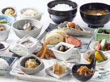 朝食ビュッフェイメージ(和食)