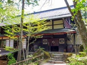 囲炉裏がある旅館で昔体験ができる飛騨高山温泉が知りたい