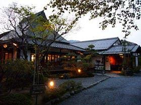 大原にある温泉宿、京野菜を食したい