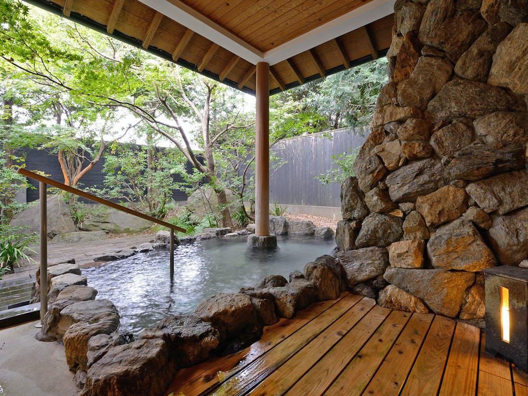 露天 付き 福岡 客室 風呂