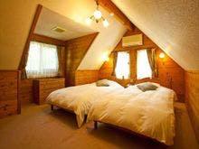 コテージ ベッドルーム