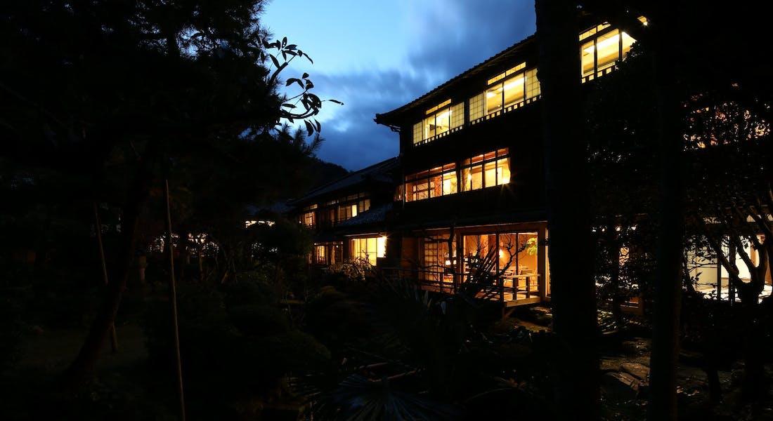 城崎温泉 登録有形文化財の宿 三木屋