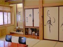 広々二間の客室「蝶の間」和室10畳+15畳