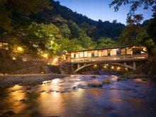 有馬温泉でオシャレな和風で源泉掛け流し温泉のあるホテルに泊まりたいです!
