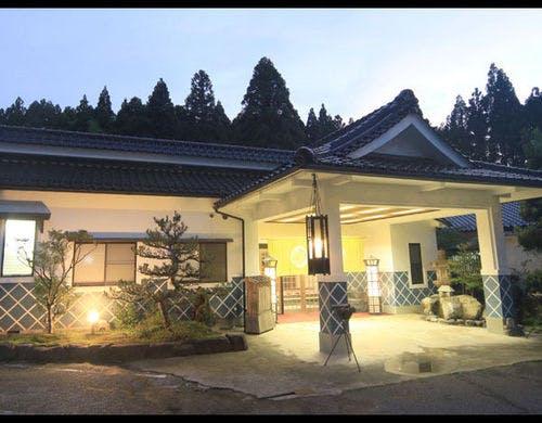 〜仏御前ゆかりの名湯〜 一軒宿の赤穂谷温泉