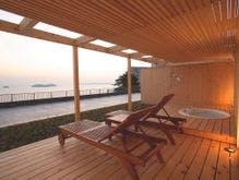 庭園露天風呂付客室【天の海】