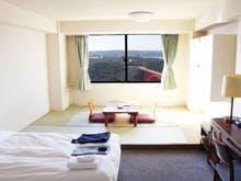 【和洋室】ベッドと畳間の和洋室!
