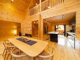 Wadano Woods Log Chalets