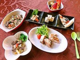 ワンちゃんご飯一例(要事前予約)