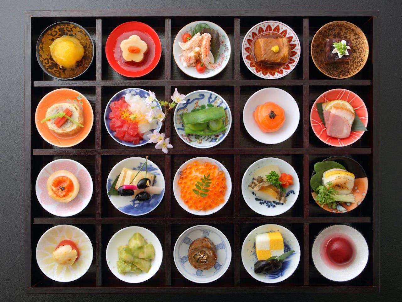 【彩り20品】彩り鮮やか小鉢20品特別プラン