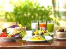 身体にやさしい沖縄食材を使った朝食