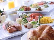 十勝の味覚たっぷりのバイキング朝食