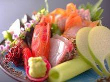 季節の旬の食材を使ったお料理一例