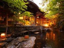 湯田中温泉のかえで通り周辺で泊まれる温泉宿を教えて!