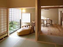 「東亭」特別室 半露天風呂付