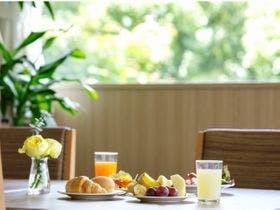新しい様式の朝食