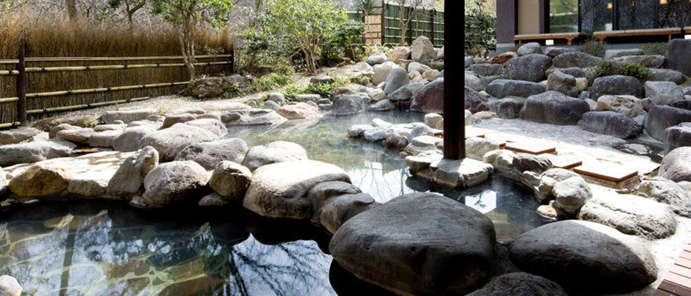 竹泉荘 CHIKUSENSO ONSEN