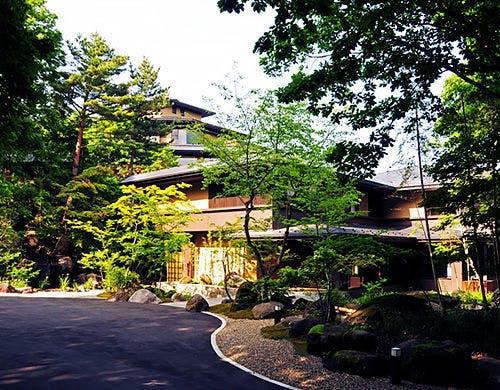 竹泉荘CHIKUSENSO ONSEN