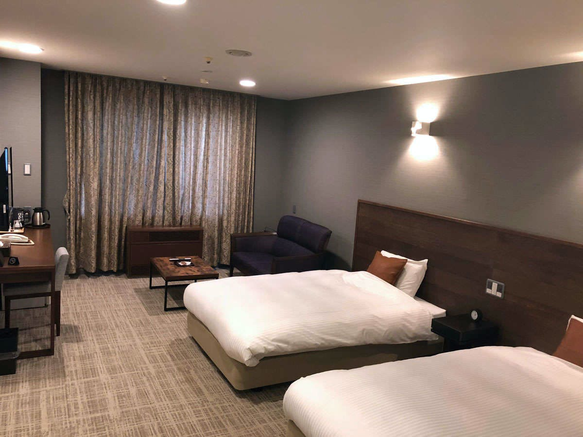 大雪 ホテル