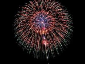 猿ヶ京温泉赤谷湖上花火大会は毎年8月に!