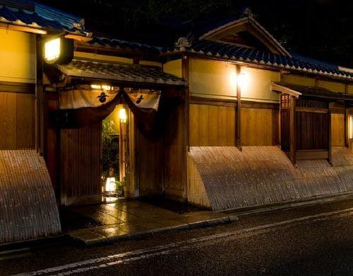 京・富小路 料理旅館天ぷら吉川施設全景