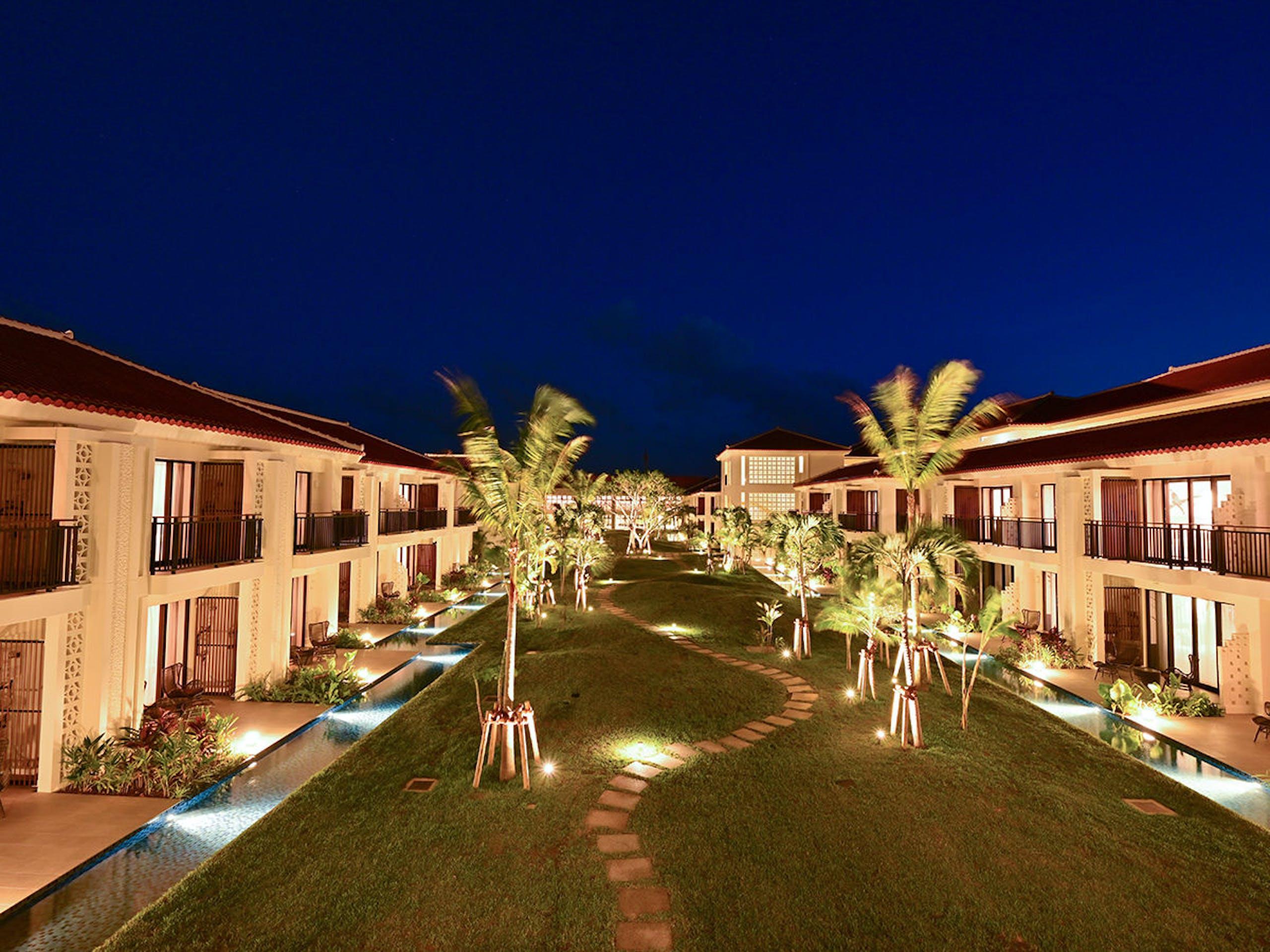 ホフサキビーチリゾートホテル&ヴィラズ