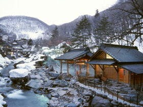 『摩訶の湯』冬