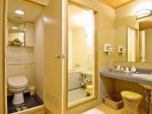 【客室】トイレ・バスセパレートタイプ