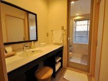 【最上階特別和室】洗面台